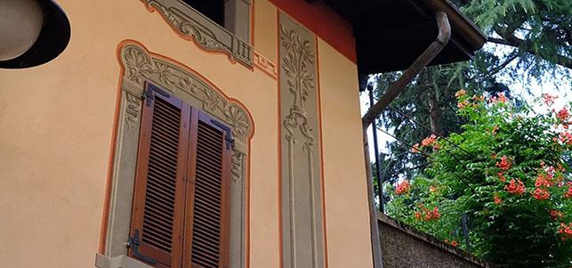 Tinteggiature e Decorazioni Bergamo, Homepage, esterno