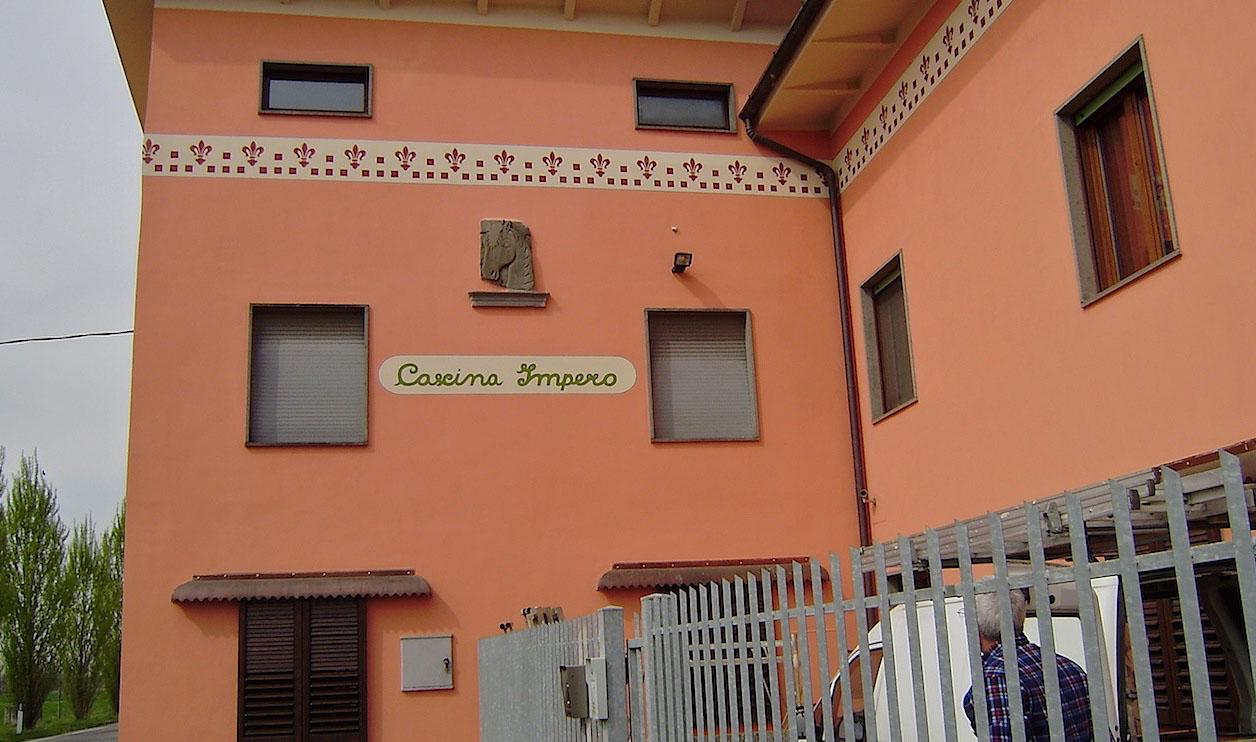Realizzazioni Esterno, Mg Imbianchino Bergamo