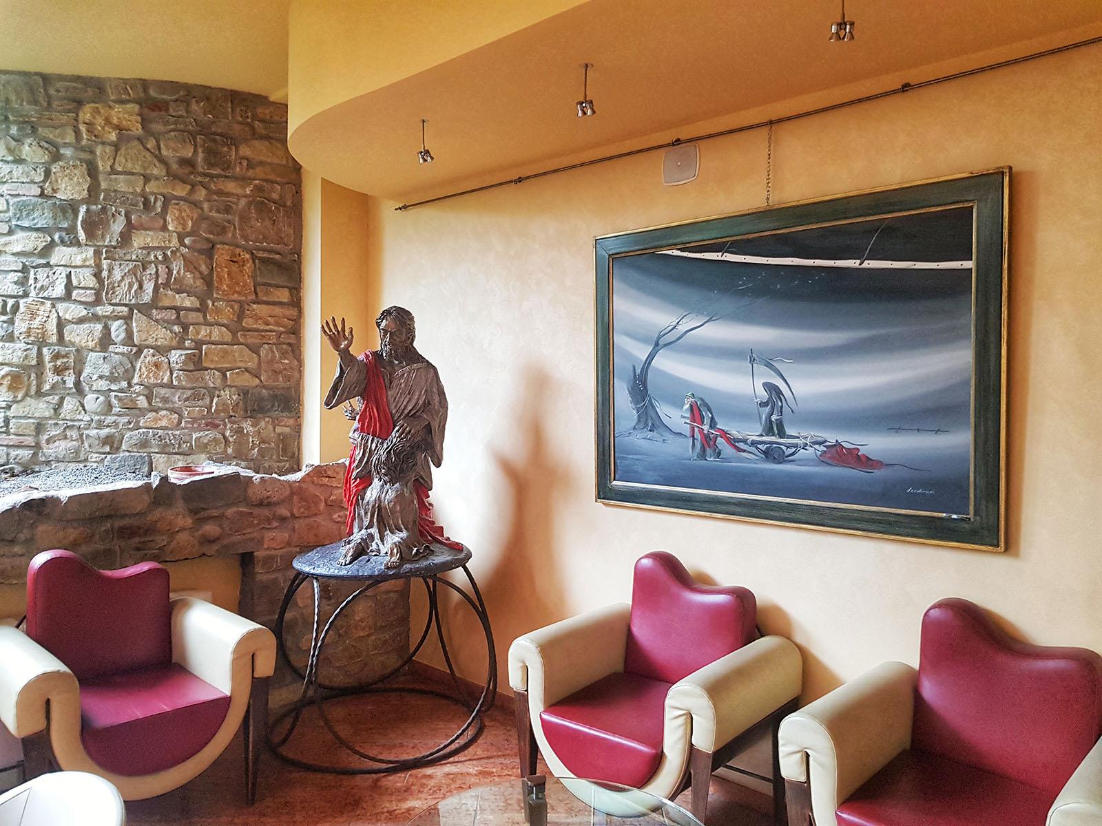 Realizzazioni Aziende, Mg Imbianchino Bergamo, hotel