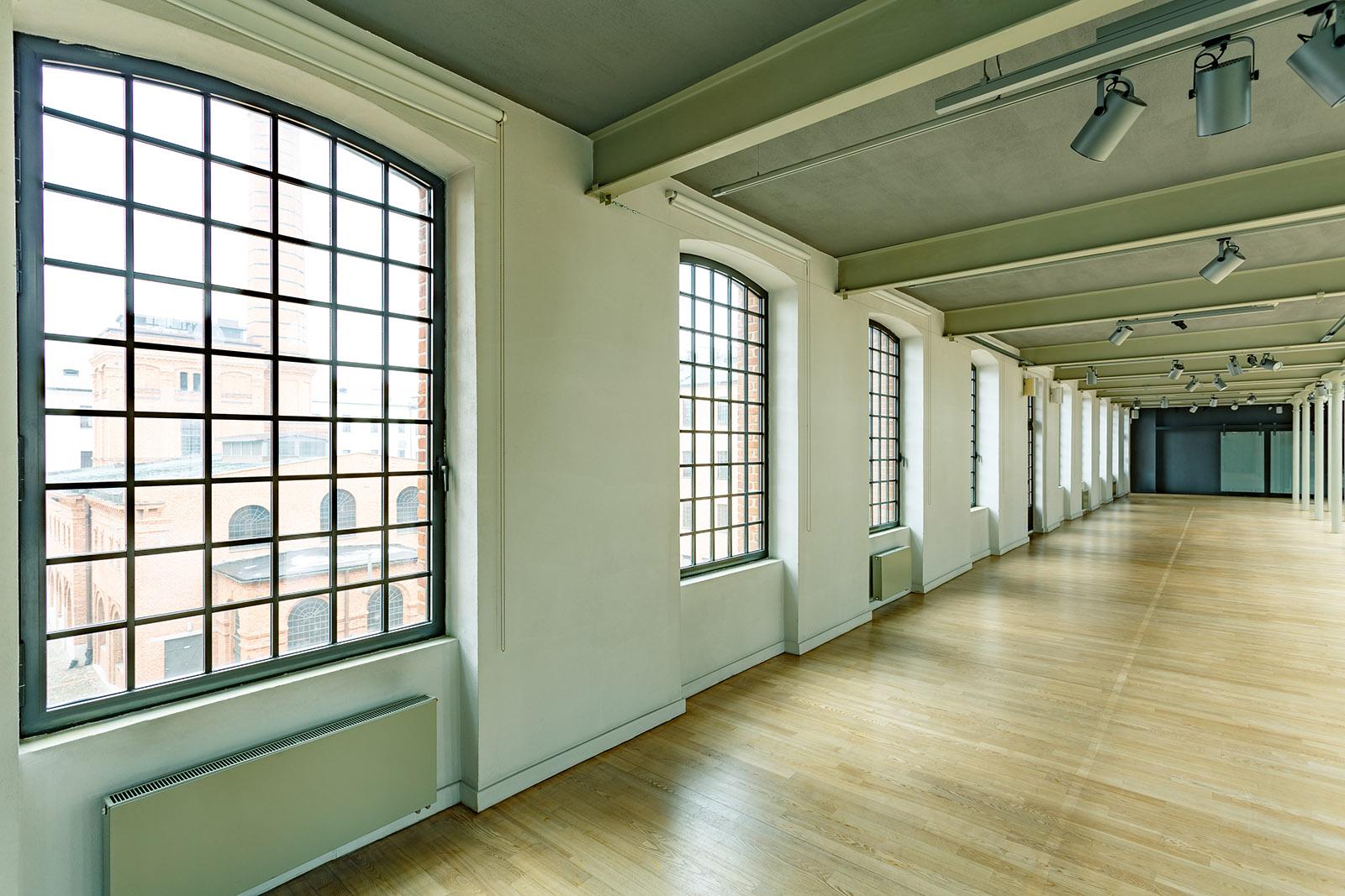 Realizzazioni Imbianchino, Bergamo, Galleria, manutenzioni industriali